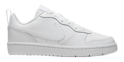 Imagen 1 de 7 de Zapatillas Nike Moda Court Borough Low 2 (gs) Bl Bl