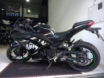 Kawasaki Ninja 300r Abs Ed. Limitada 2018