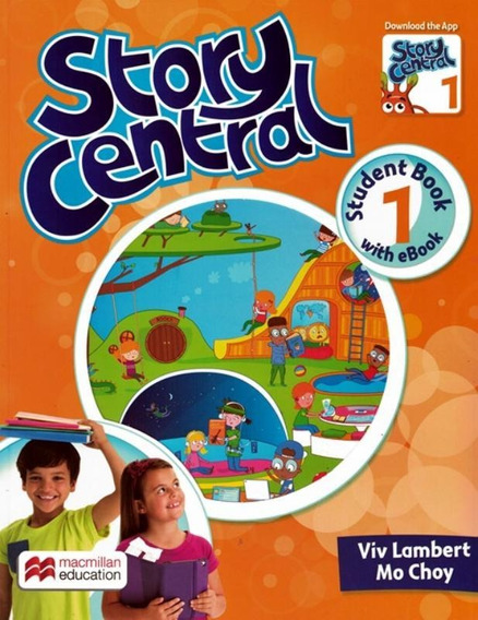 Story Central 1 Student´s Book With Ebook And Activity Pac