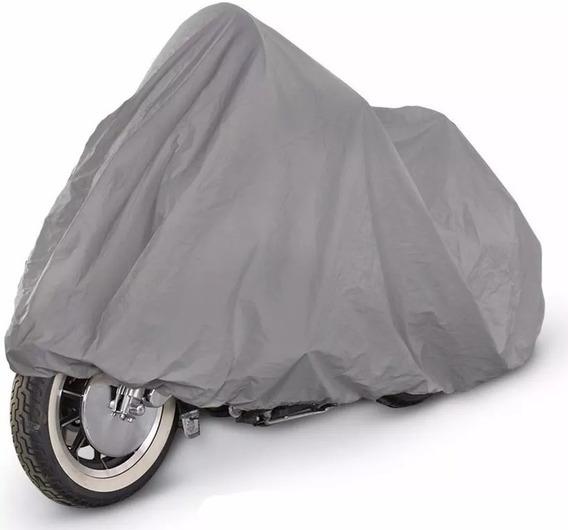 Funda Cubre Moto Capa Impermeable + Bolso De Regalo
