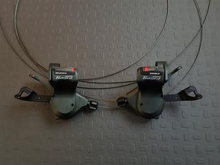 Manijas Shifters 2x10 Velocidades Shimano Tiagra Sl-4700
