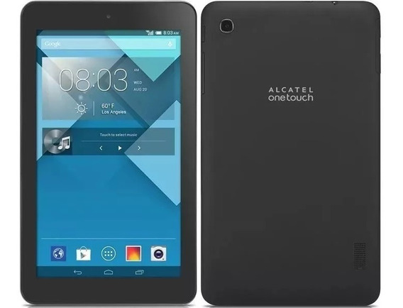 Tablet Alcatel One Touch Tab 7 - Dual-core Usado