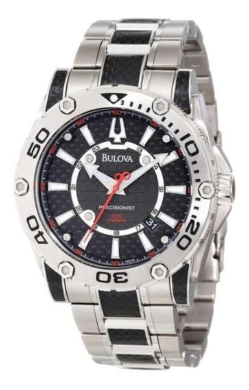 Relógio Bulova - 96b156 - Wb31505w - Precisionist