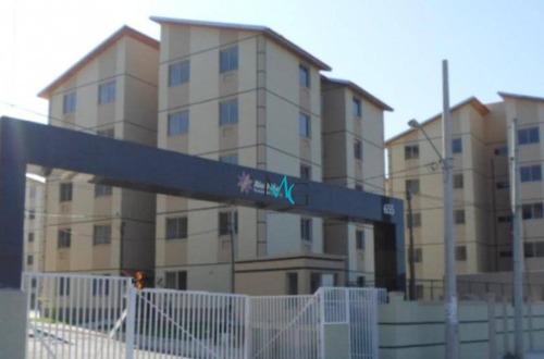 Apartamento Com 2 Dormitórios À Venda, 45 M² Por R$ 110.000,00 - Paciência - Rio De Janeiro/rj - Ap0343