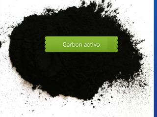 Carbon Activo En Polvo 1 Kilo