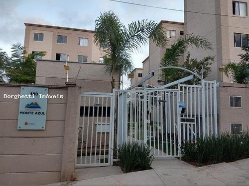 Apartamento Para Venda Em São Paulo, Jardim Dom José, 2 Dormitórios, 1 Banheiro - 015_2-1037532