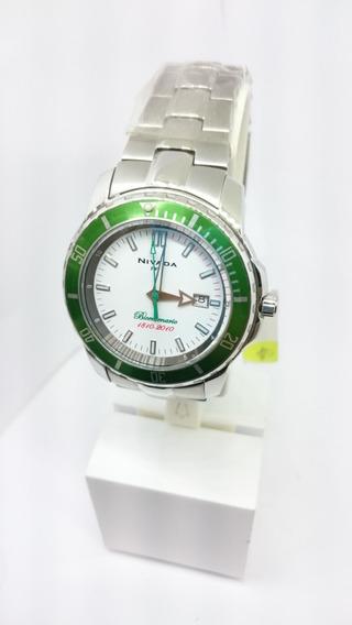 Reloj Nivada Bicentenario 1810-2010 Ng2909bicent
