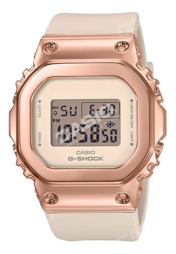 Reloj Casio G-shock S-series Gm-s5600pg-4cr