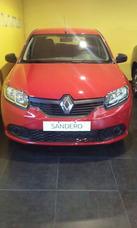 Renault Sandero Authentique 1.6l 8v (jcf)