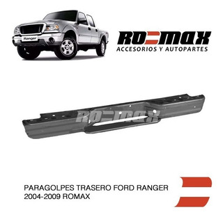 Paragolpe Trasero Ford Ranger 2004 Al 2012 Bernal Quilmes
