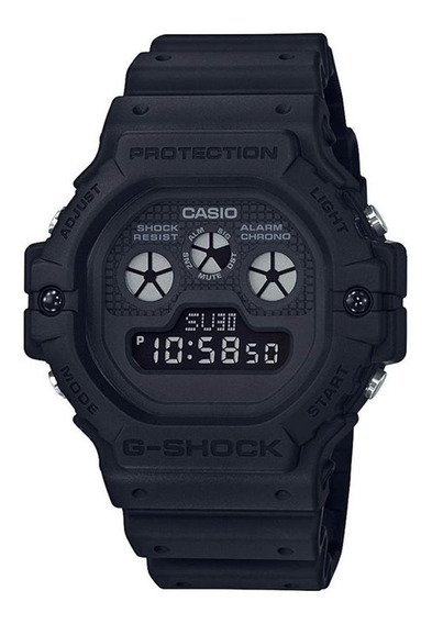 Relógio Casio G-shock Dw-5900bb-1dr Revival Classic + Nfe