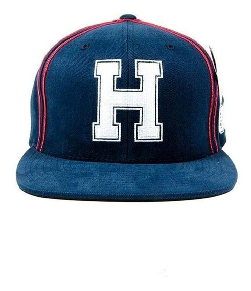 Boné The Hundreds Sweet Strapback Navy Blue - Único - Azul