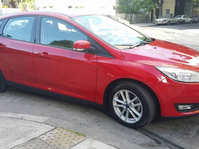 Ford Focus Iii Impecable Año 2016 Con 20000km
