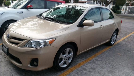 Toyota Corolla Xle 2012