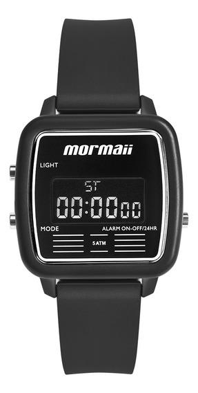 Relógio Digital Mormaii Vintage Preto Mojh02av/8p