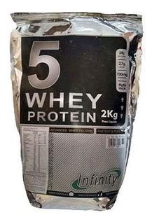 Whey Protein 5w 2kg Infinity Labs - Isolado - Hidrolisado
