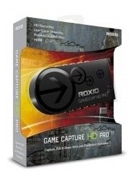 Roxio Game Capture Hd Pro Captura Em Tempo Real Xbox ; Ps3