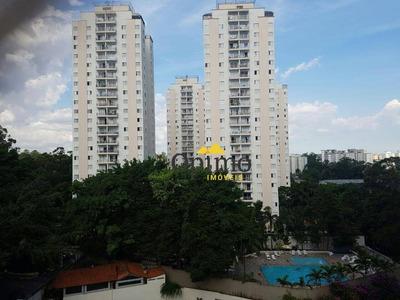 Apartamento Com 3 Dormitórios À Venda, 85 M² Por R$ 550.000 - Parque Residencial Julia - São Paulo/sp - Ap2222