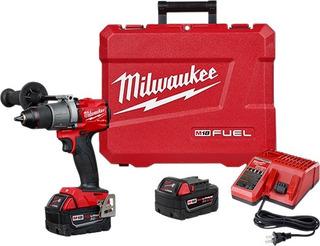 Taladro De Rotación M18 Fuel 1/2 Milwaukee (2 Bat. Y Carg.)