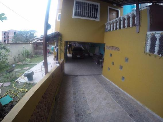 Casa Em Trindade, São Gonçalo/rj De 76m² 2 Quartos À Venda Por R$ 320.000,00 - Ca362126