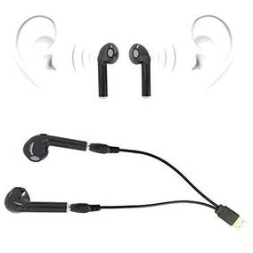 I7 Tws Mini Wireless Bluetooth Earphones - Black Eel