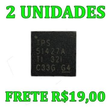 2 Peças Ci Tps51427a Tps 51427 A Tps51427arhbr Qfn Original