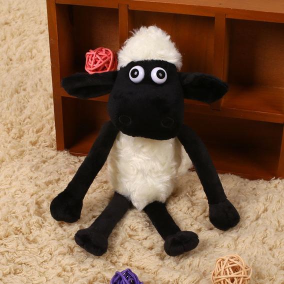 Shaun Carneiro Pelúcia Shaun The Sheep Ovelha