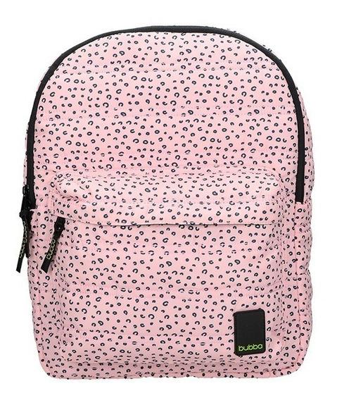 Mochila Bubba Bags Regular Rosy Rosa Print 6 Cuotas - Selfie