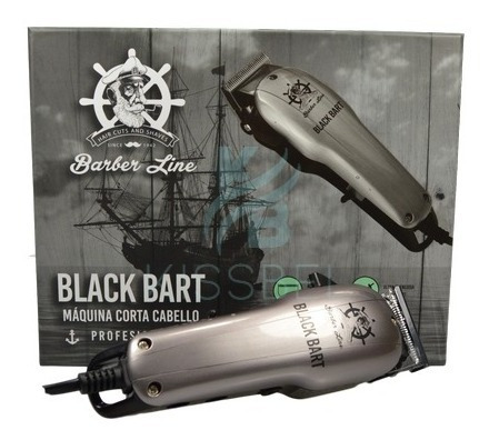 Cortadora Profesional Marca Eurostil Modelo Black Bart
