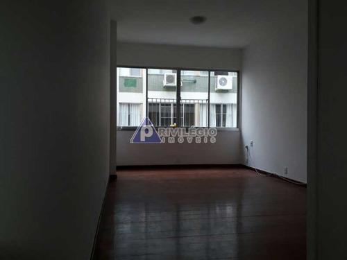 Apartamento À Venda, 3 Quartos, 1 Vaga, Jardim Botânico - Rio De Janeiro/rj - 21051
