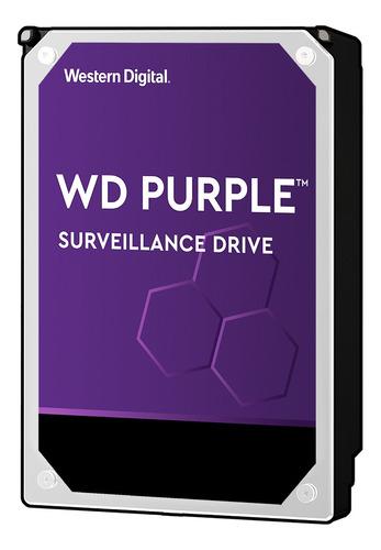 Disco Duro 1tb Western Digital Purple Interno 5400rpm Nnet