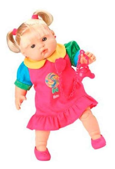 Boneca Presente Menina 03 Aninhos Linda