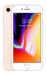 iPhone 8 De 64gb Gold Edición Especial + Wireless Charger