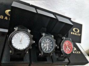 Kit- 12 Relógios Oakley Holeshot !! Venda Garantida !!