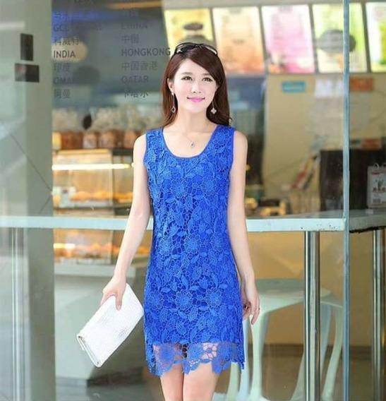 Vestido Importado Transparencia Brittany Qilaixing