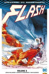 Flash: Renascimento - Volume 3 - Dc Comics