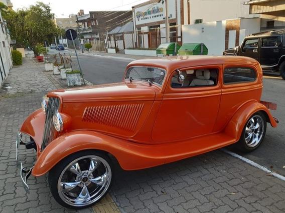 1934 Replica Com Motor 4.1 De 6cc Com Injec Fueltech