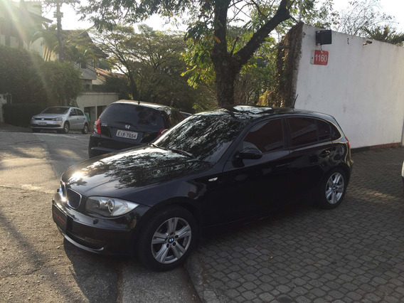 Bmw 120 2009/2009 Blindada R$ 45.899,99
