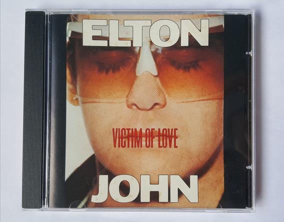 Elton John - Cd Victim Of Love + Cd 17-11-70 + Cd The Fox