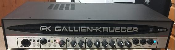 Cabeçote Gallien Krueger Gk 400rb Iv(somente Venda)