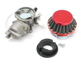 Carburado Filtro Ar 47cc 49cc Mini Moto/ Quadriciclo 2 Temp