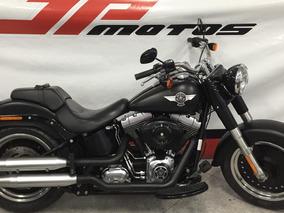 Harley Davidson Fat Boy 2013 Preta