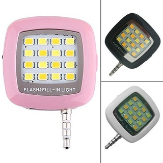 Fashion 16 Led Selfie Flash Fill Light For Photography 5s 6s