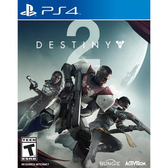 Destiny 2 Para Ps4 Nueva Sellada