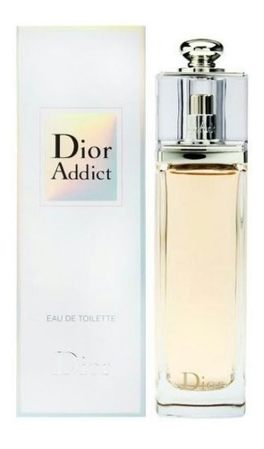 Dior Addict Edt X 50ml - Perfume Importado De Mujer