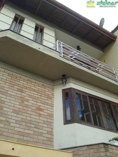 Imagem 1 de 29 de Venda Sobrado 4 Dormitórios Parque Renato Maia Guarulhos R$ 810.000,00 - 31723v