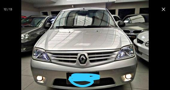 Renault Logan 1.6 Expression Hi-torque 4p 2010
