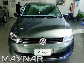 Volkswagen Vw Voyage 1.6 Trendline - Agrupado Rl