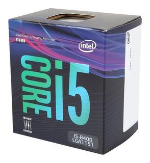 Procesador Intel Core I5 8400 De 4.0 Ghz 8 Gen 9 Mb 1151