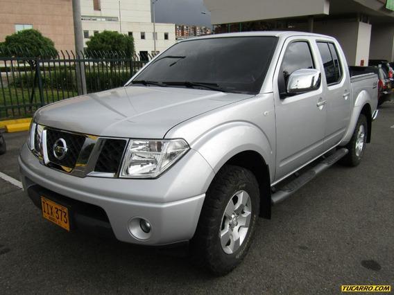 Nissan Navara Tp 2500cc Td Aa 4x4